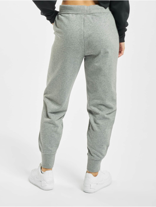 Nike Jogginghose Dry Get Fit Flc grau