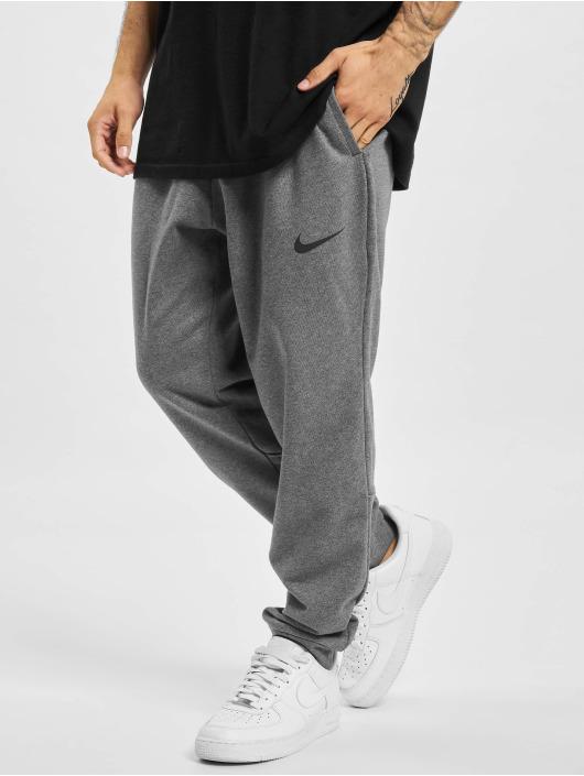 Nike Jogginghose DF Taper FL grau