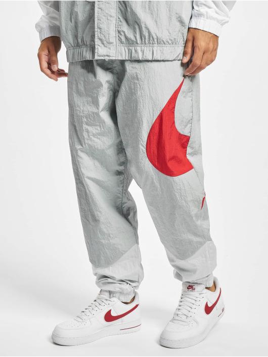 Nike Jogginghose Swoosh grau