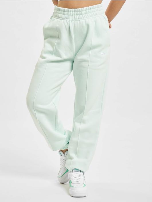 Nike Jogginghose W Nsw Essntl Flc Hr Clctn grün