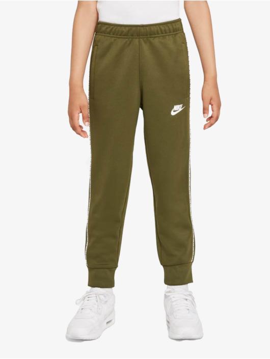 Nike Jogginghose Repeat grün