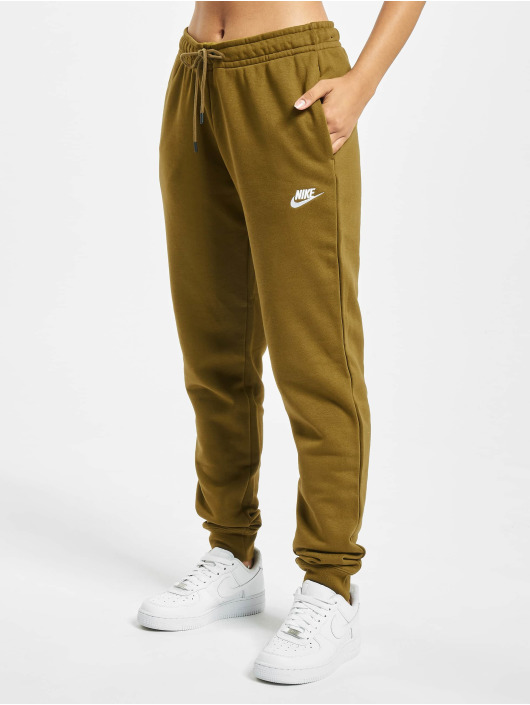 Nike Jogginghose Nike Essential Regular Fleece olive