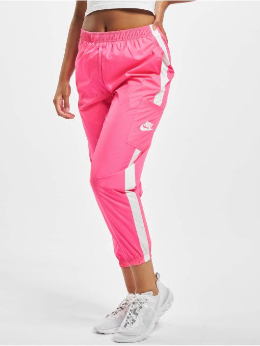 Nike Jogginghose Woven pink