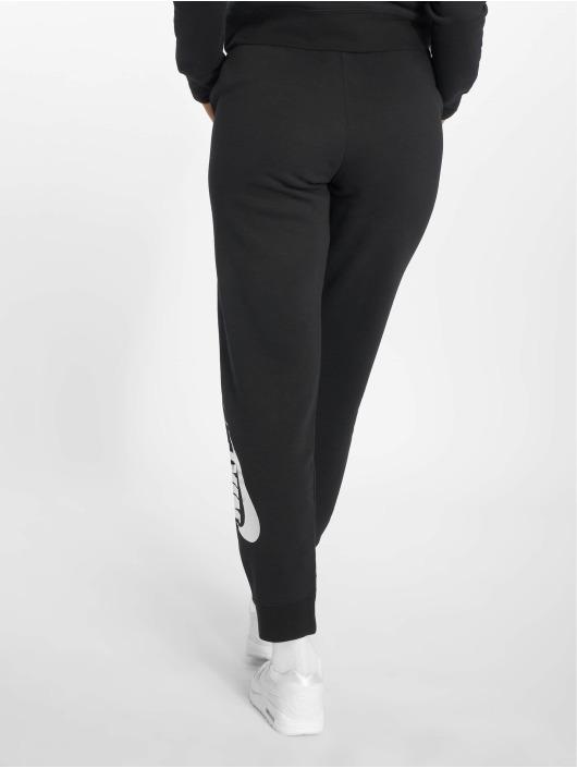 Nike Jogginghose Sportswear Rally schwarz