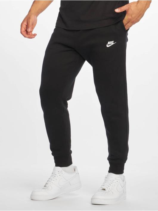 Nike Club Jogger BB Pants BlackBlackWhite