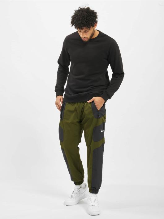 Nike Jogginghose Re-Issue schwarz