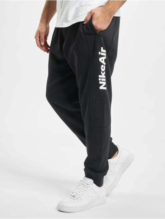 Nike Jogginghose Air Fleece schwarz