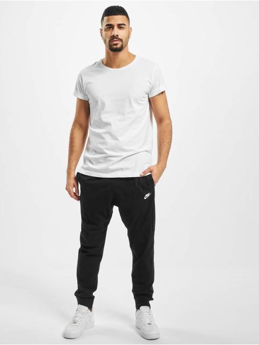 Nike Jogginghose Club schwarz