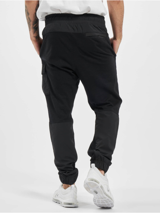Nike Jogginghose Mix Jogger schwarz
