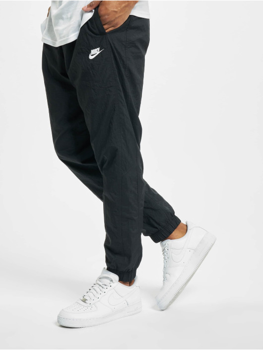 Nike Jogginghose Woven Track schwarz