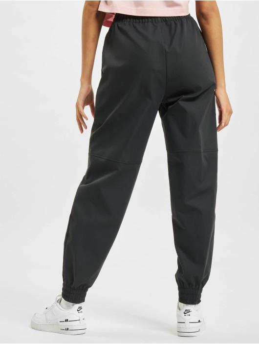 Nike Jogginghose Sportswear Swoosh schwarz
