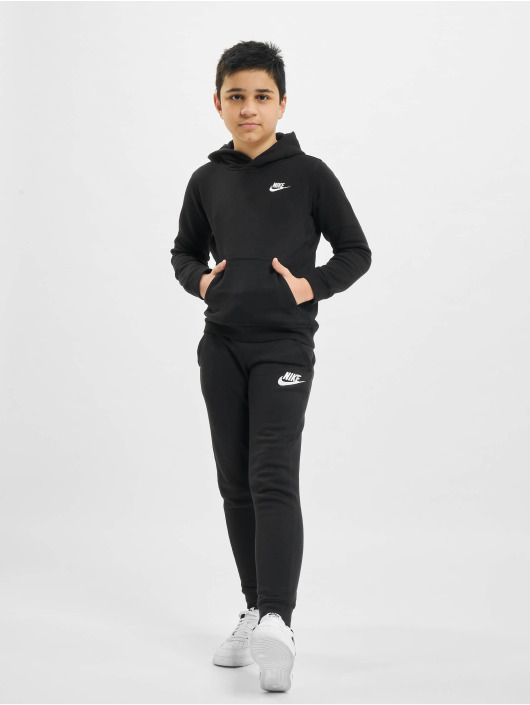 Nike Jogginghose Club Fleece Jogger schwarz
