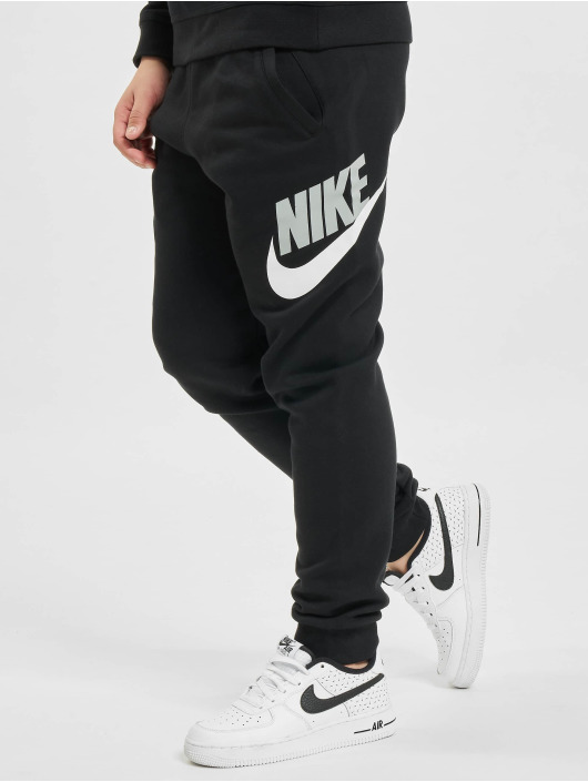 Nike Jogginghose Club HBR schwarz