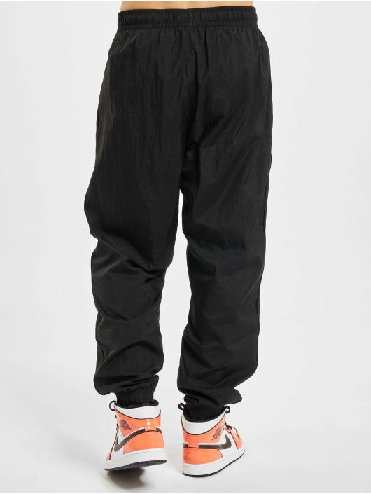 Nike Jogginghose Track schwarz