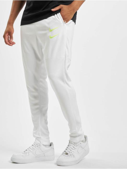 Nike Jogginghose Swoosh PK weiß