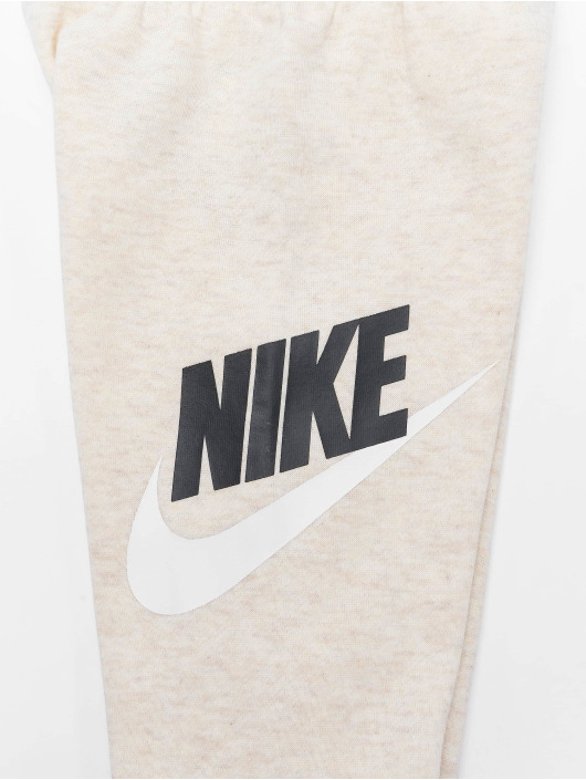 Nike Joggingsæt Club HBR PO beige