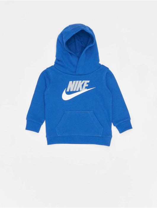 Nike Joggingsæt Club HBR PO blå