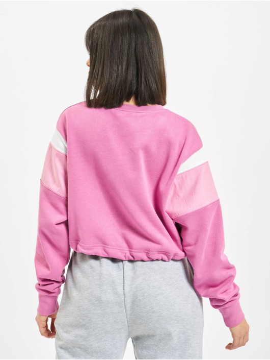 Nike Jumper Heritage Crew Fleece pink