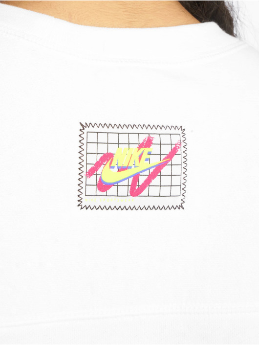 Nike Jumper Archive white