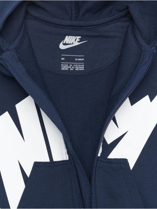 Nike jumpsuit All Day Play blauw
