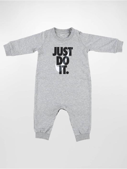 Nike jumpsuit JDI GFX grijs