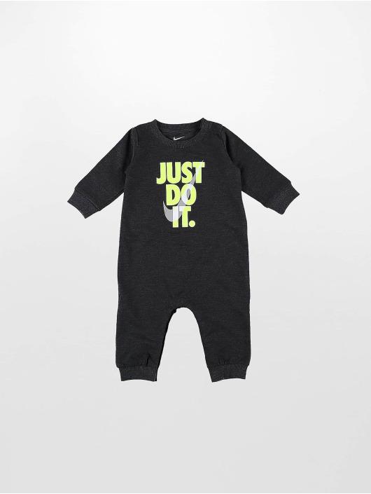 Nike jumpsuit JDI GFX zwart