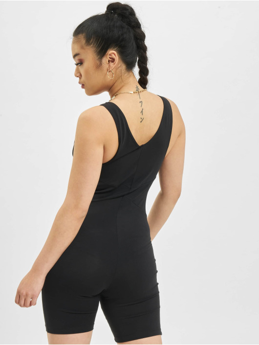 Nike jumpsuit W Nsw Icn Clsh zwart