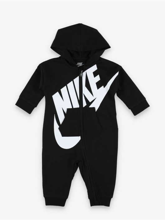"""Nike Jumpsuits Baby French Terry """"all Day Play"""" Coverall black"""