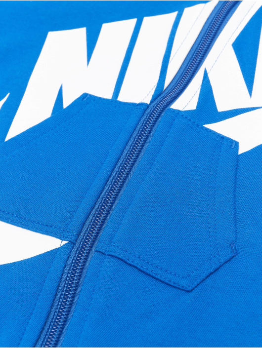 """Nike Jumpsuits Baby French Terry """"all Day Play"""" blue"""