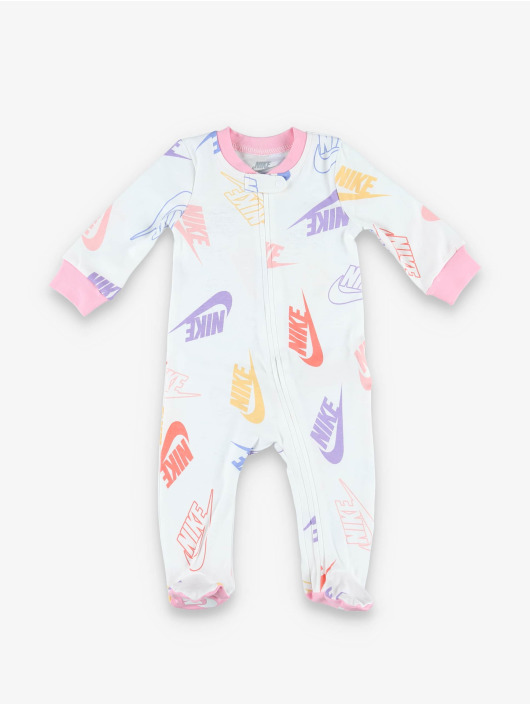 Nike Jumpsuits Nkn Nsw Futura Footed Coverall white