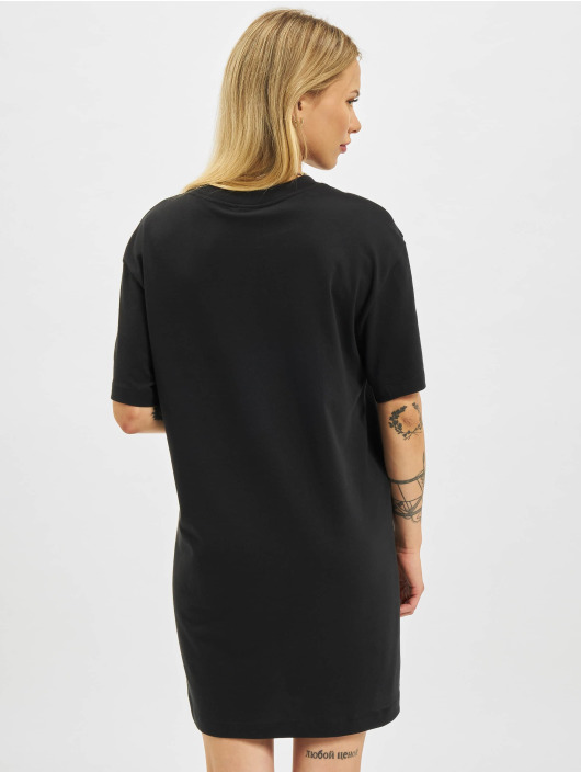 Nike jurk Futura Print zwart