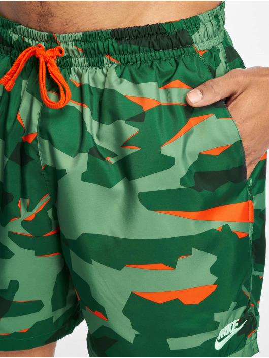 Nike Kúpacie šortky CE Camo Woven pestrá