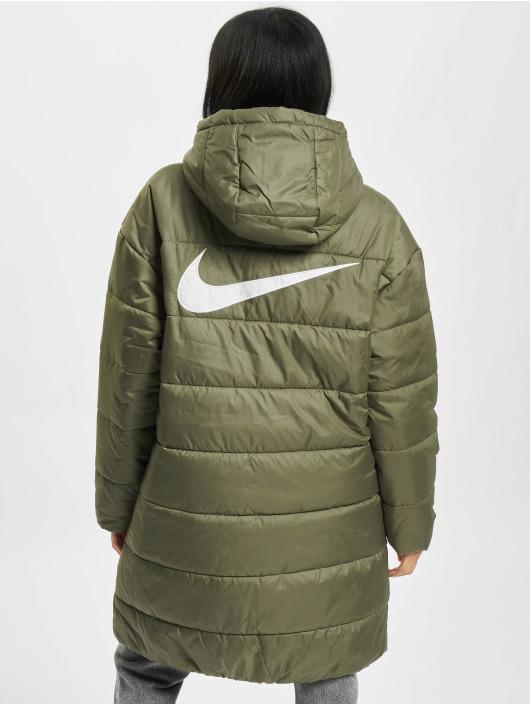Nike Kabáty NSW RPL Classic olivový