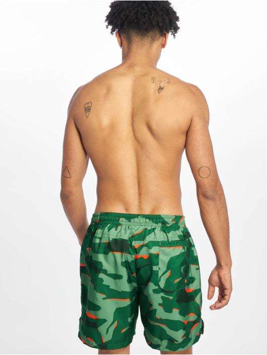 Nike Kąpielówki CE Camo Woven kolorowy
