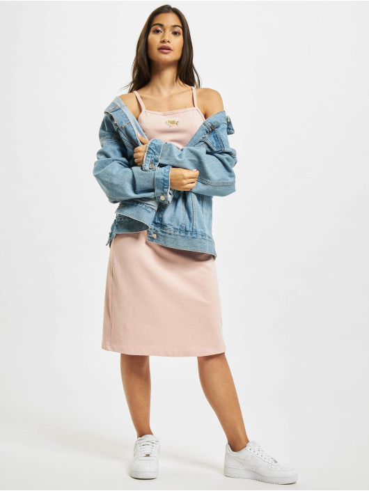 Nike Kjoler Femme rosa