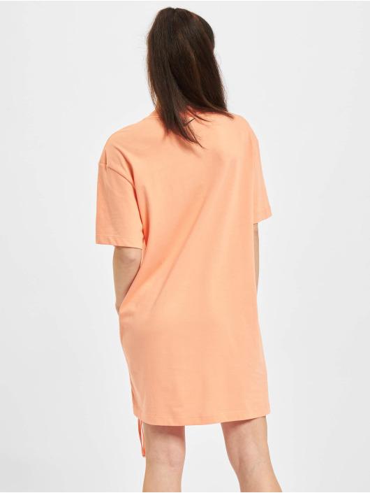 Nike Kleid W Nsw Essntl Prnt rosa