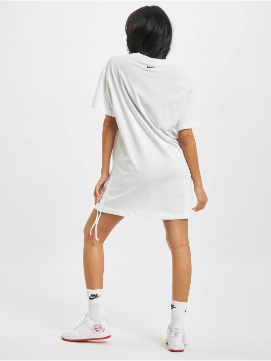 Nike Kleid W Nsw Essntl Prnt weiß