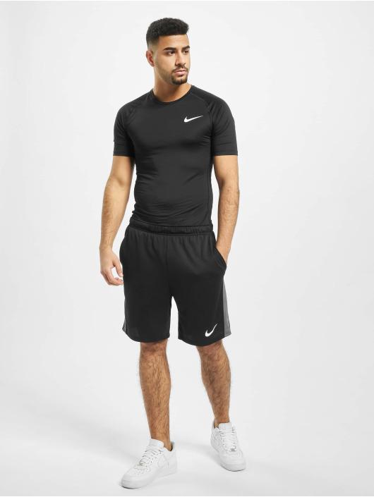 Nike Kompressionsshirt Pro Short Sleeve Tight èierna