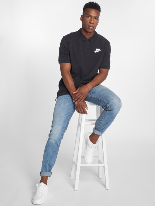 Nike Koszulki Polo Matchup czarny