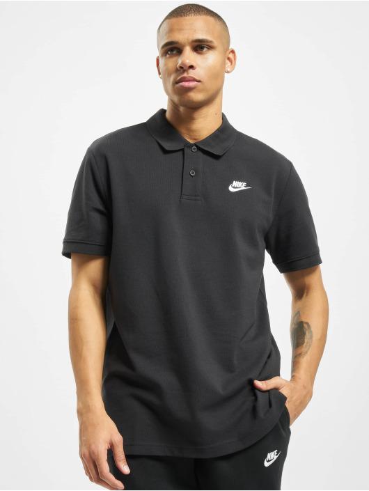 Nike Koszulki Polo Matchup Polo czarny