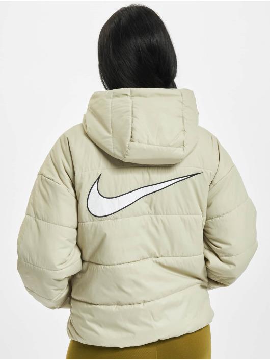 Nike Kurtki przejściowe Core Synthetic bezowy