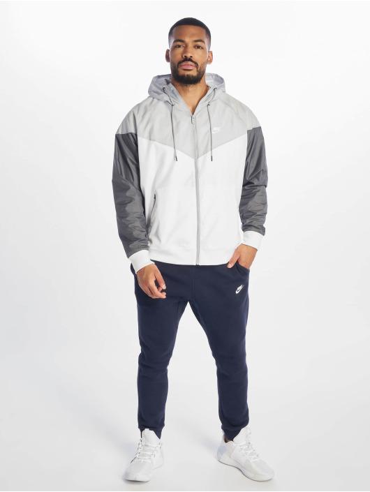 Nike Kurtki przejściowe Sportswear HE WR bialy