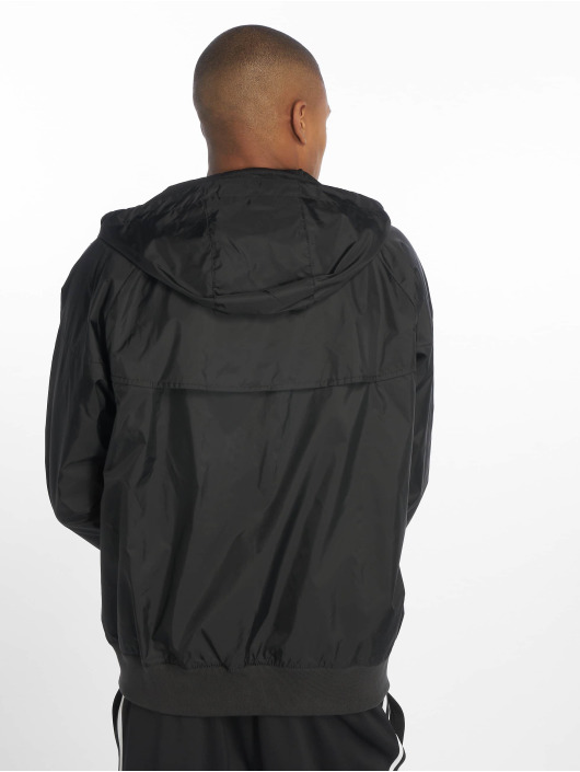Nike Kurtki przejściowe Sportswear czarny