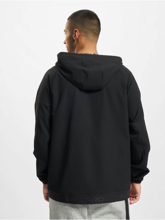 Nike Kurtki przejściowe Dri-Fit Flex Vent Max czarny