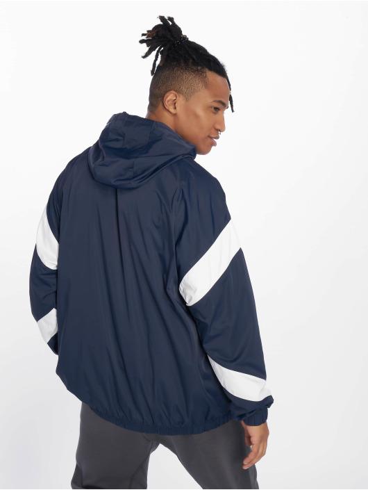 Nike Kurtki przejściowe Philipp niebieski