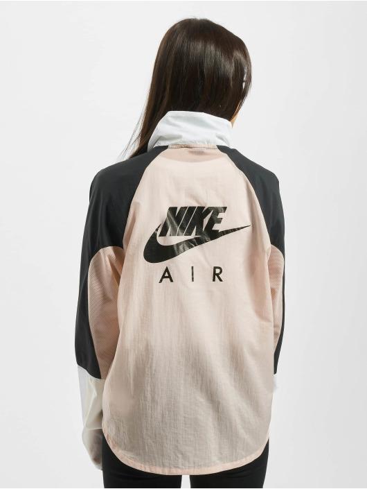 Nike Kurtki przejściowe Air rózowy