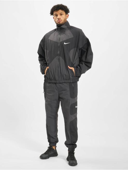 Nike Kurtki przejściowe Re-Issue Woven szary