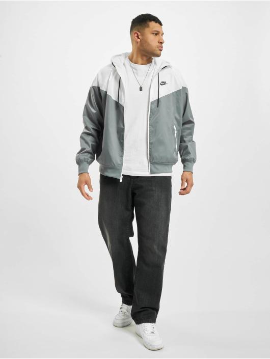 Nike Kurtki przejściowe M Nsw Spe Wvn Lnd Wr Hd szary