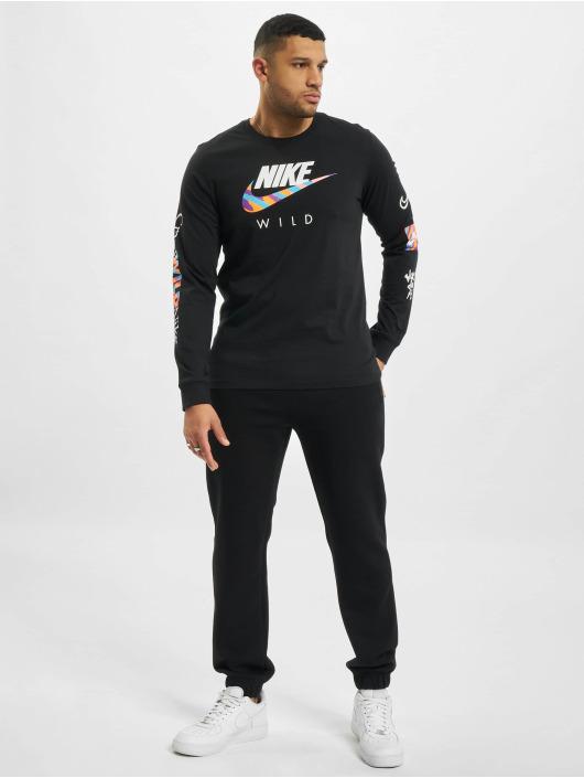 Nike Langærmede M Nsw Wild Futura sort