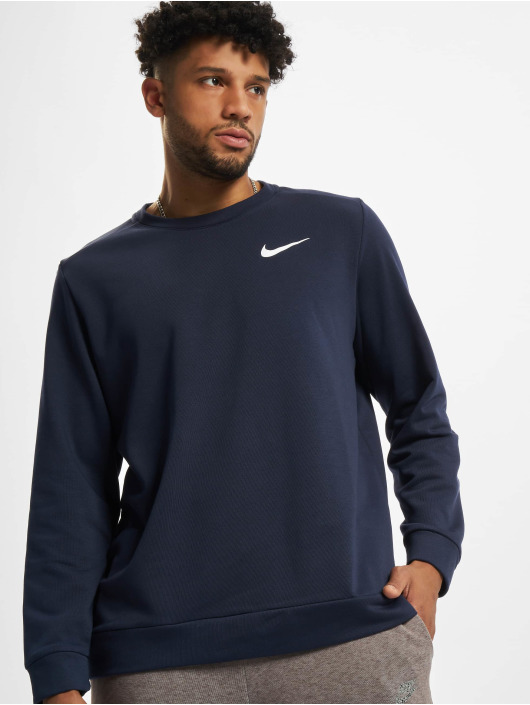 Nike Langermet Dri-Fit blå